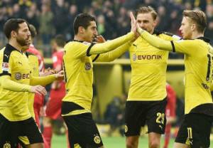 Borussia Dortmund là ứng cử viên sáng giá nhất cho chức vô địch