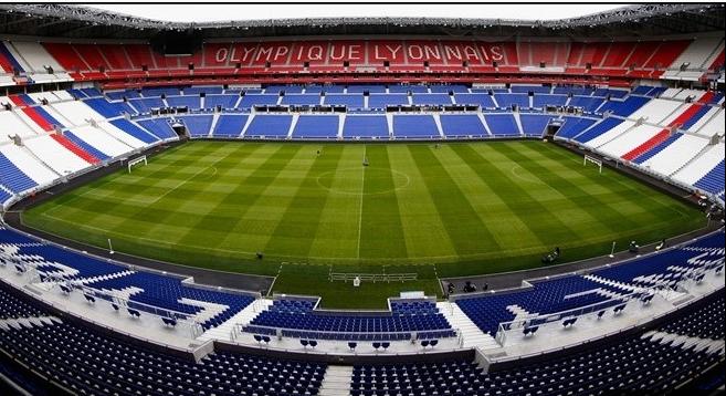 Sân vận động Lyon