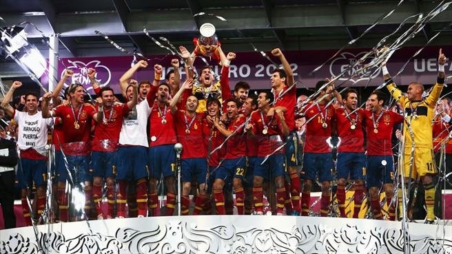 Spain team