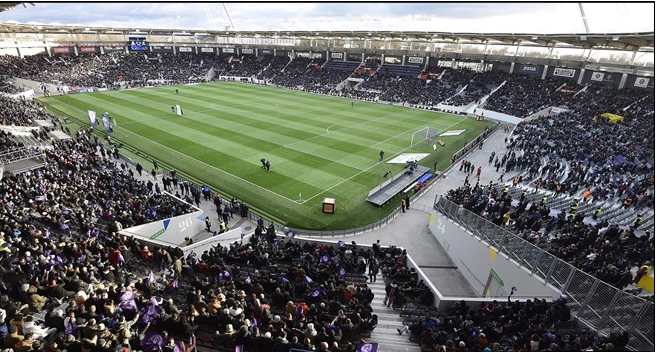 sân vận động Toulouse