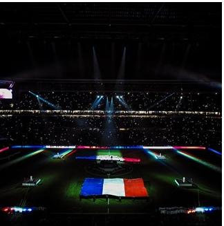 sân vận động Pháp