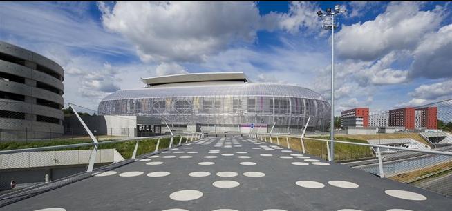 sân vận động state pierre mauroy