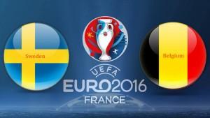belgium vs sweden