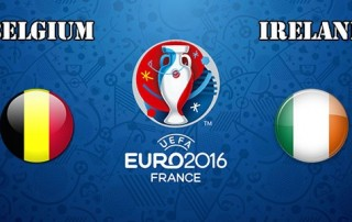 Bỉ vs Ireland