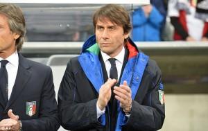 Antonio Conte ca ngợi Eden Hazard