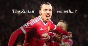 Ibrahimovic-Man Utd