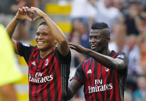 hat trick Carlos Bacca 2