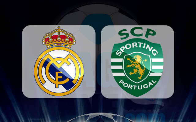 Real Madrid vs Sporting CP