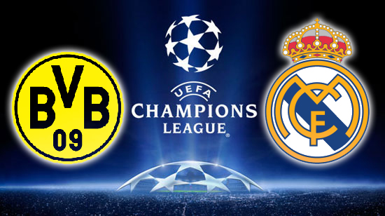 Dortmund vs Real Madrid