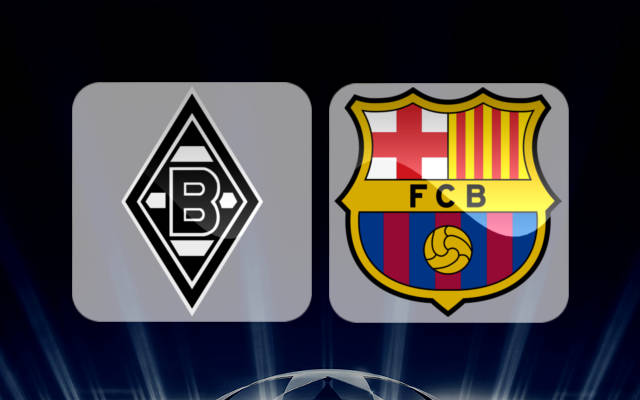 Mönchengladbach vs Barcelona