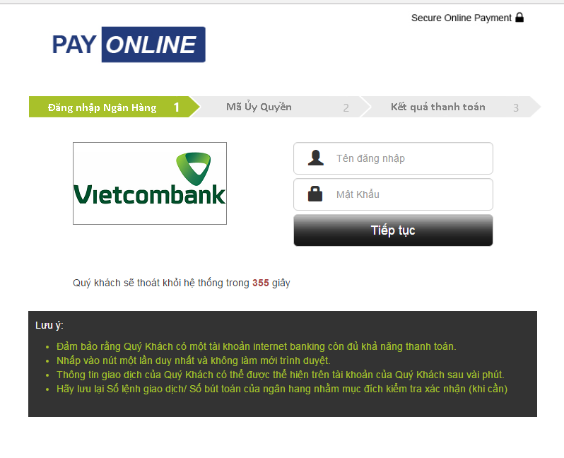 Vietnam Banking Sbobet
