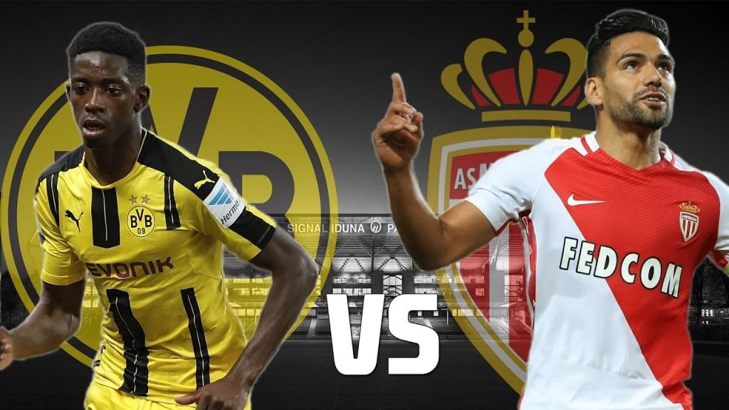 Borussia Dortmund vs Monaco