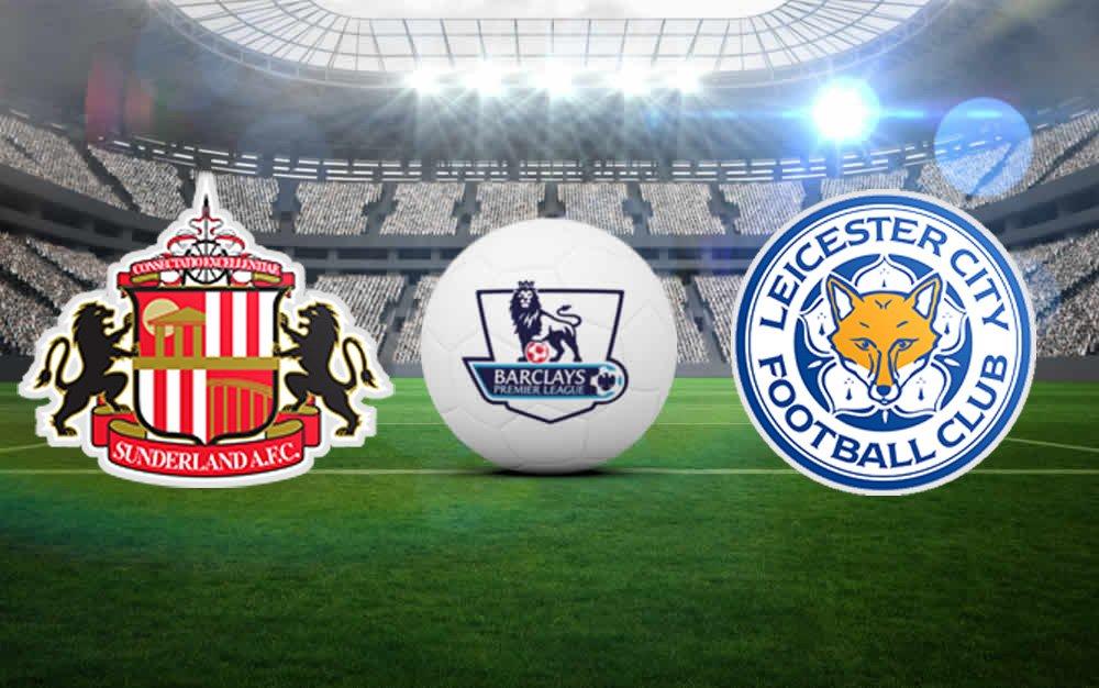 Leicester vs Sunderland