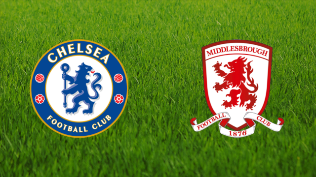 Chelsea vs Middlesbrough