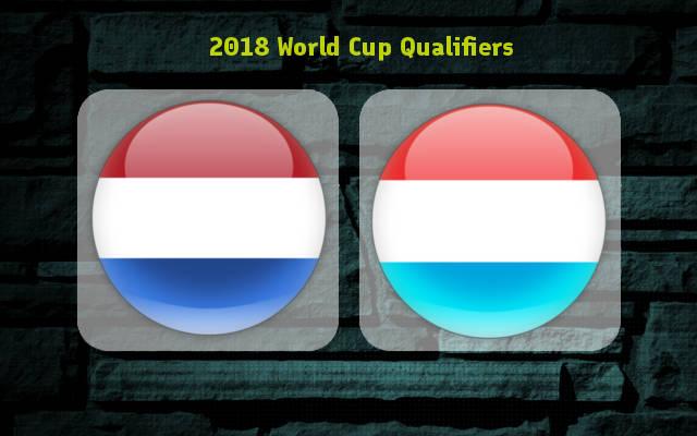 Hà Lan vs Luxembourg