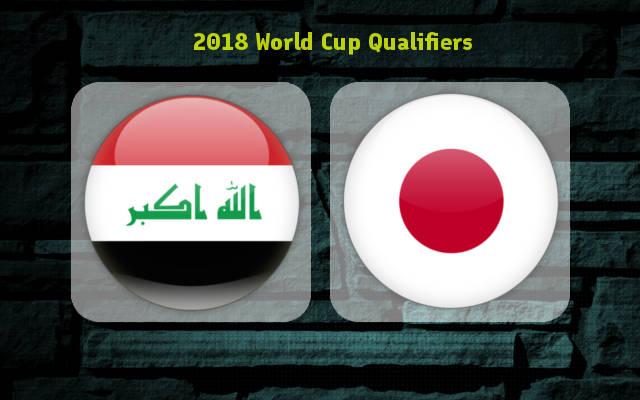 Iraq vs Nhật Bản