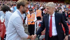 Klopp vs Wenger