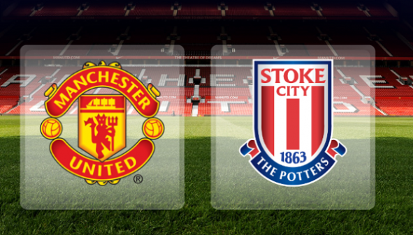 Manchester United vs Stoke City