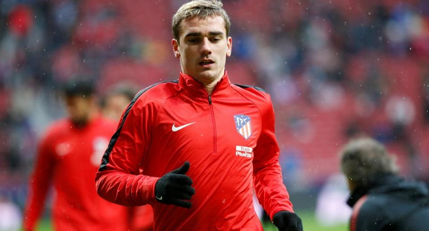 Antoine Griezmann muốn 400.000 bảng Anh một tuần để gia nhập Manchester United