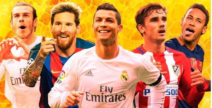 Tỷ lệ kèo bóng đá La Liga
