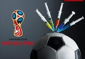 World Cup 2018 sẽ là sự kiện tiếp theo bị theo dõi trong vụ bê bối doping của Nga
