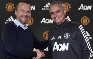 Chính thức: Mourinho sẽ ở lại Man United tới năm 2020