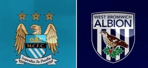 Manchester City vs West Bromwich Albion