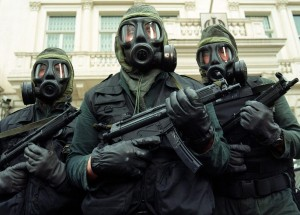 SAS sẽ bảo vệ đội tuyển Anh trong suốt World Cup 2018 do lo ngại ISIS tấn công khủng bố