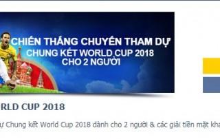Khuyến mãi lớn: Đến World Cup cùng M88