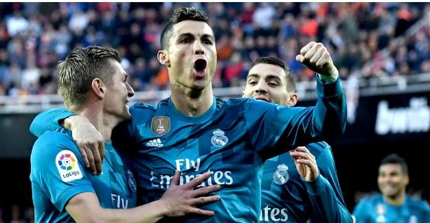Beckham: Champions League là thời điểm để Madrid và Ronaldo tỏa sáng