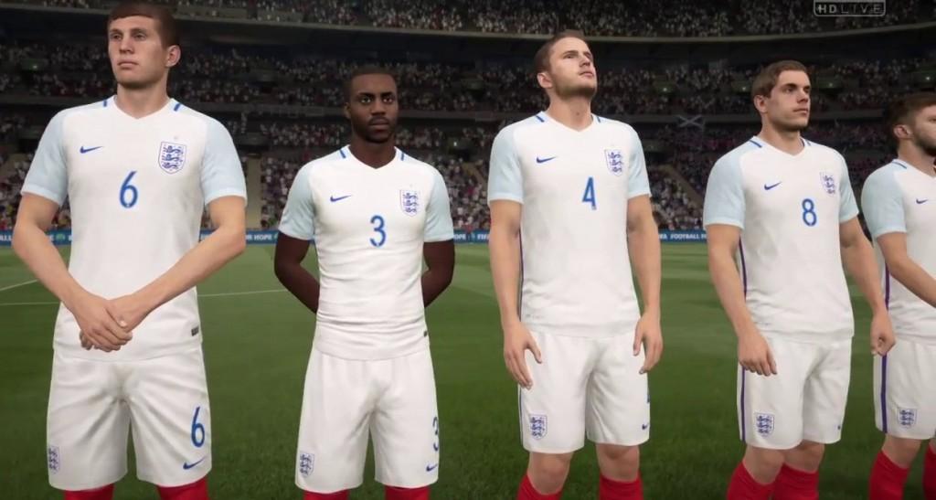 Rò rỉ áo đấu của đội tuyển Anh tại World Cup 2018
