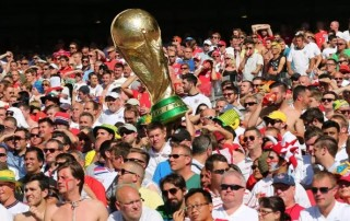 Người hâm mộ Anh nên cảnh giác với những cô gái Nga tại World Cup 2018
