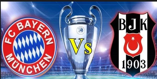 Dự đoán trận đấu Letou: Bayern Munich vs Besiktas, 02h45 ngày 21/02