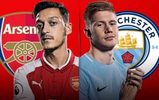 Dự đoán trận đấu CMD368: Arsenal vs Manchester City, 23h30 ngày 25/02