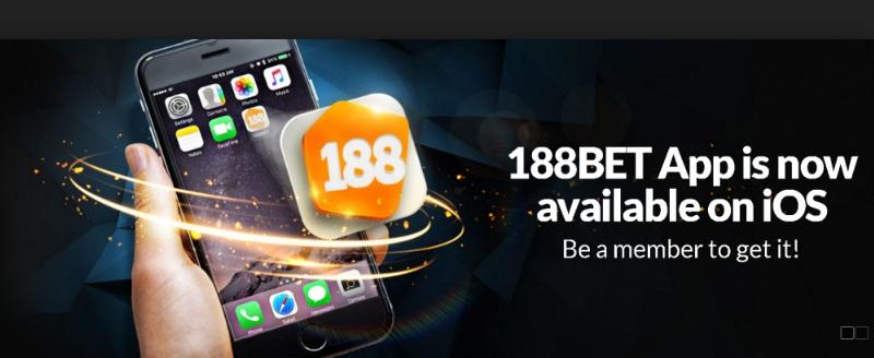 Thưởng cược ứng dụng iOS độc quyền từ nhà cái 188bet