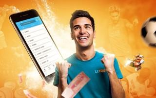 Hoàn trả không giới hạn 0.38% tại thể thao Letou