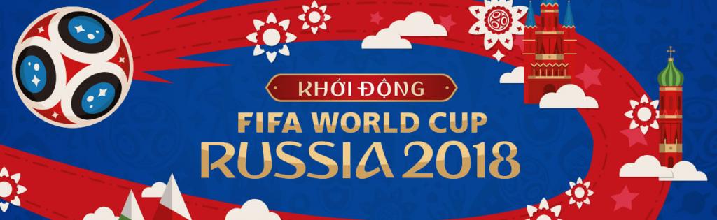 Khuyến mãi khởi động World Cup cùng nhà cái Letou