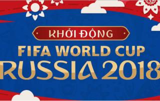 Khởi động World Cup cùng nhà cái Letou