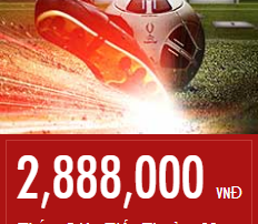 VWin thưởng thêm 2,888,000 VND khi cược thắng liên tục tại thể thao