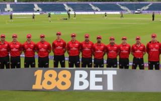 CLB Durham County Cricket mở rộng quan hệ hợp tác với 188bet