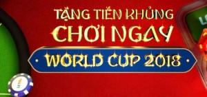 Letou tặng tiền khủng tham gia World Cup 2018