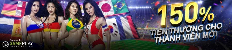 Dịp World Cup, W88 thưởng 150% chào mừng tại thể thao