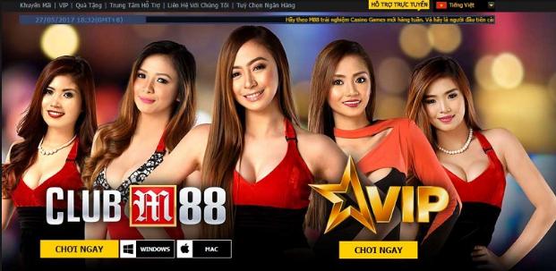 M88 thưởng 10% gửi tiền cho thành viên VIP lên tới 12,888,000 VND