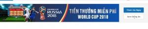 Nhận tiền thưởng World Cup miễn phí cùng nhà cái CMD368