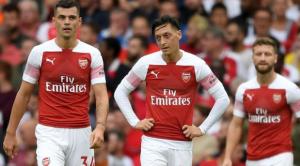 Arsenal có tinh thần chiến đấu kém cỏi