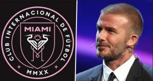 Câu lạc bộ MLS của David Bechkam có tên là Club Internacional de Futbol Miami