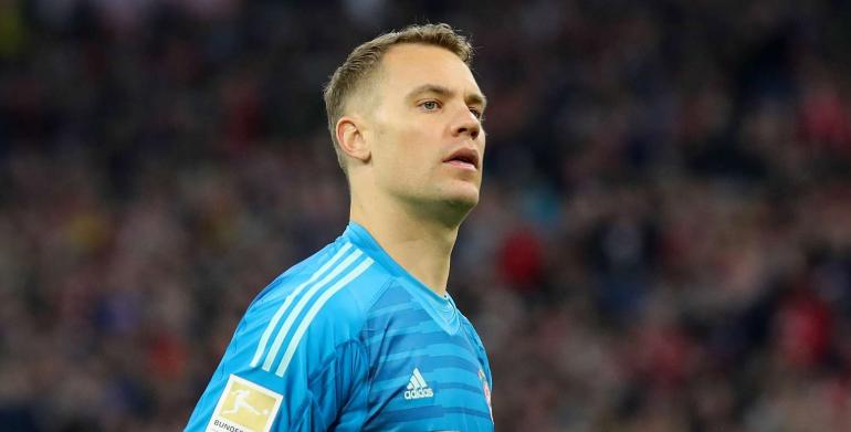 Neuer sẽ phải ngồi ngoài sân trong 2 tuần