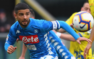 Jurgen Klopp: Lorenzo Insigne sẽ không gia nhập Liverpool