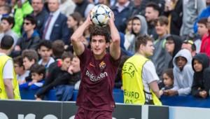 Dortmund ký hợp đồng với Mateu Morey từ Barcelona theo dạng chuyển nhượng tự do