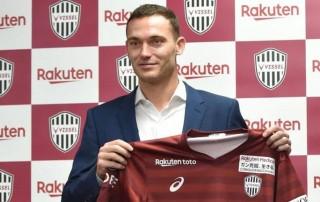 Thomas Vermaelen hoàn thành việc chuyển nhượng đến Vissel Kobe từ Barcelona